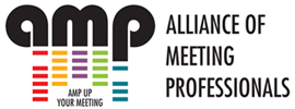 AMP – Alliance of Meeting Professionals Logo